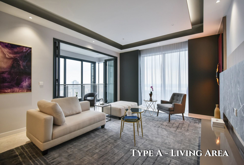 Type A - Living Area