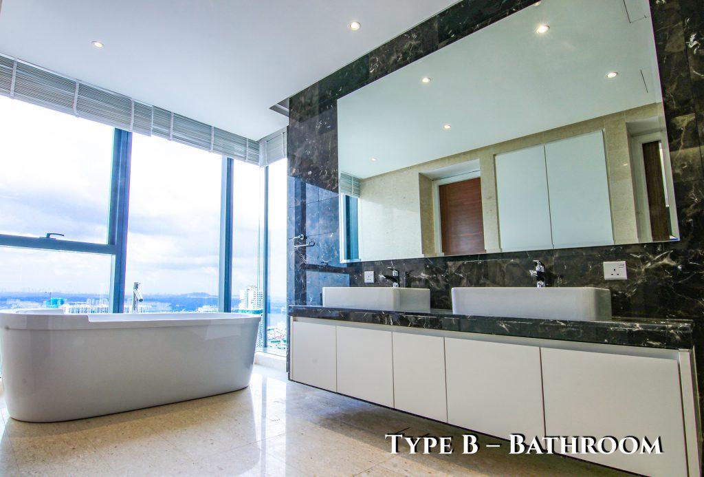 Type B - Bathroom